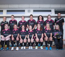 Teamfoto Damen 15&16