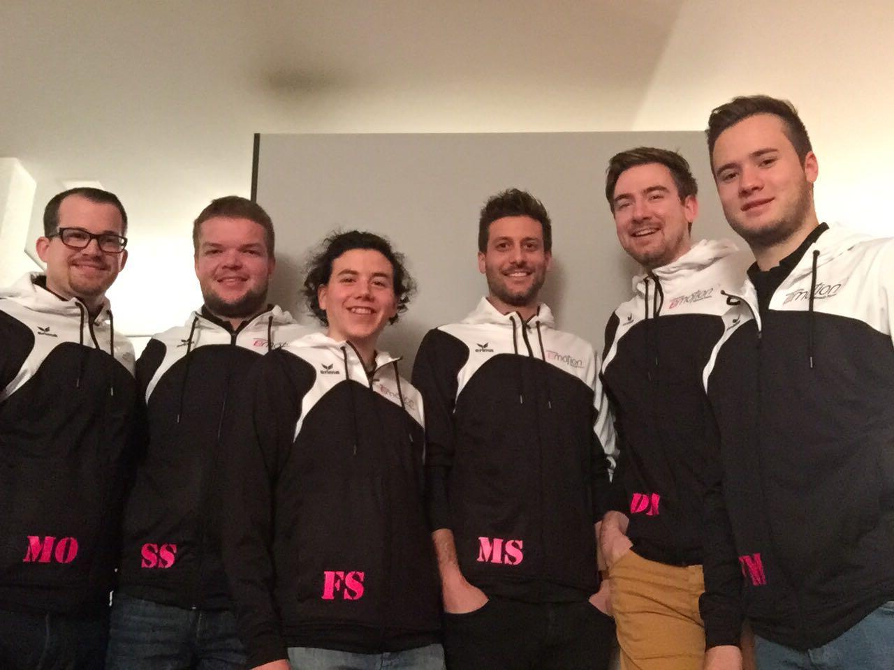 Vorstand einstimmig wiedergewählt - Unihockey emotion Hinwil-Tann